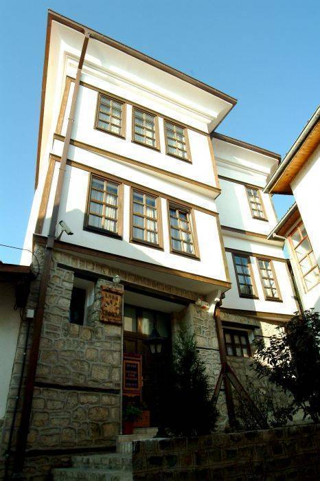 Villa St. Sofija, Ohrid, Macedonia, Macedonia bed and breakfasts and hotels