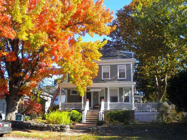 Fleetwood House Bed And Breakfast, Portland, Maine, Maine 침대와 아침 식사와 호텔