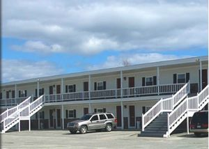 Jasper's Motel, Ellsworth, Maine, Maine hostels and hotels