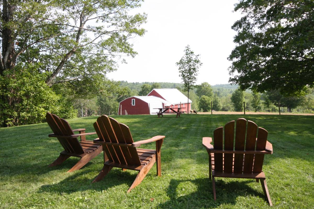 Maple Hill Farm Inn, Augusta, Maine, most reviewed bed & breakfasts for vacations in Augusta