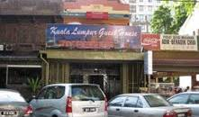 Youth Hostels and apartments in Kuala Lumpur