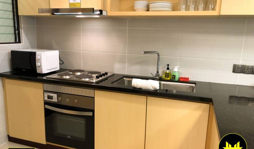 Luco Service Apartment - Get cheap hostel rates and check availability in Kuching 1 photo