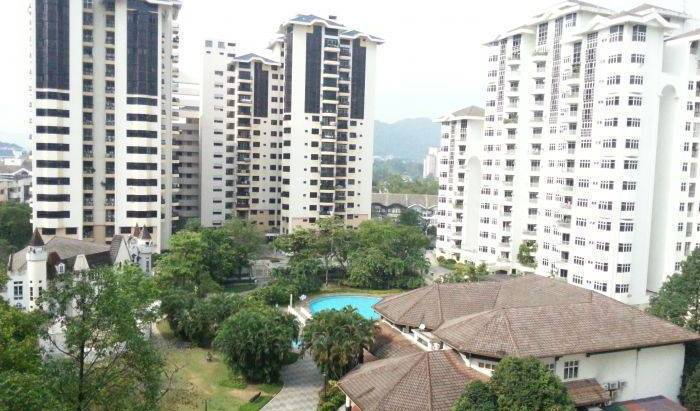 One Ampang Avenue Condo - Get cheap hostel rates and check availability in Ampang 9 photos