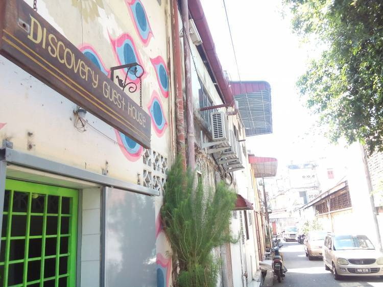 Discovery Malacca Hostel, Melaka, Malaysia, Malaysia bed and breakfasts and hotels