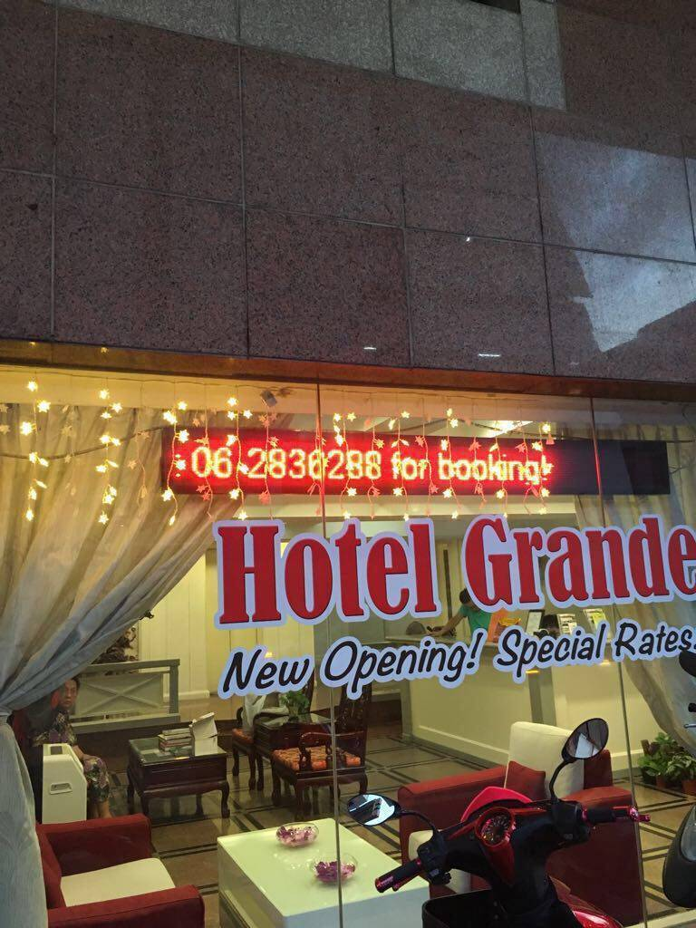 Grande Hotel, Melaka, Malaysia, Malaysia bed and breakfasts and hotels