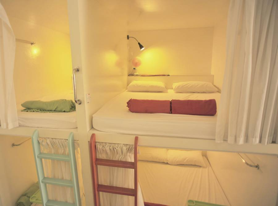 Noob Hostel, George Town, Malaysia, budget travel in George Town