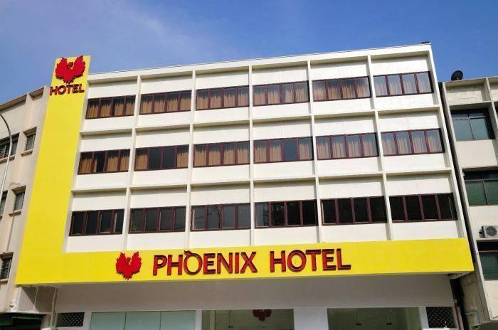 Phoenix Hotel, Kuala Lumpur, Malaysia, Malaysia hostels and hotels