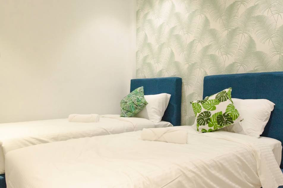 Summer House Bed and Cafe, Kuala Lumpur, Malaysia, Malaysia hostels and hotels