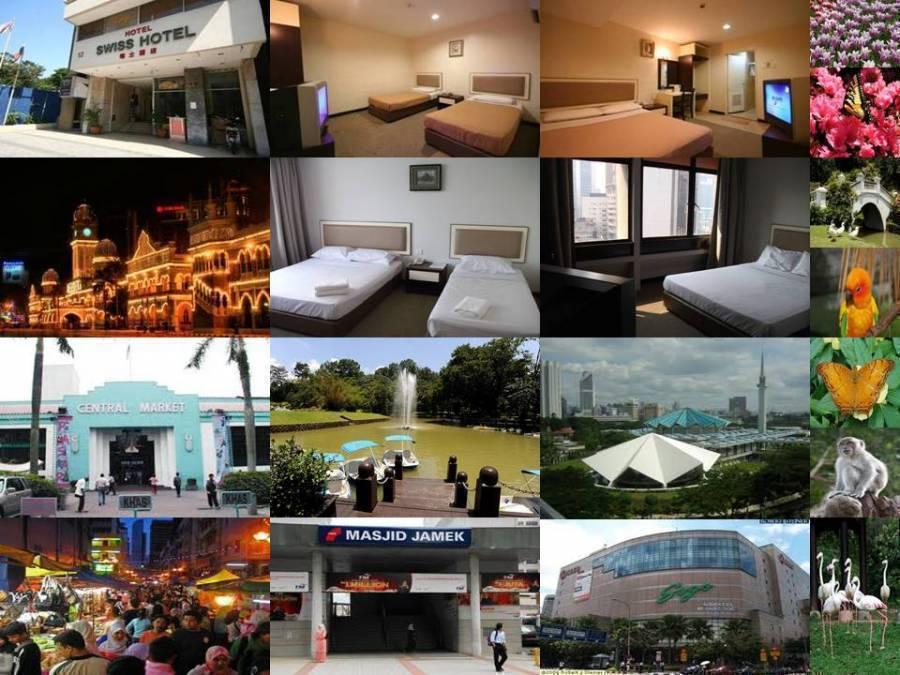 Swiss Hotel Kuala Lumpur, Kuala Lumpur, Malaysia, Malaysia hostels and hotels