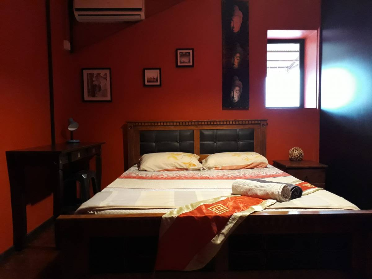 Threehouse Bed and Breakfast, Kuching, Malaysia, Ostelli della gioventù con camere vista mare in Kuching