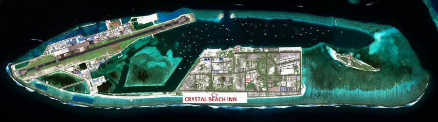 Crystal Beach Inn, Vihamanaafushi, Maldives, bed & breakfasts near mountains and rural areas in Vihamanaafushi