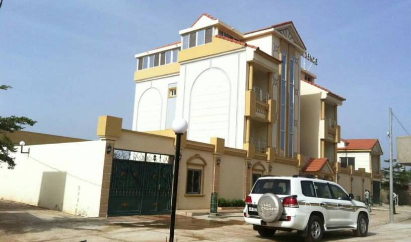 Star Residence - Search available rooms and beds for hostel and hotel reservations in Bamako Koura, backpacker hostel 3 photos