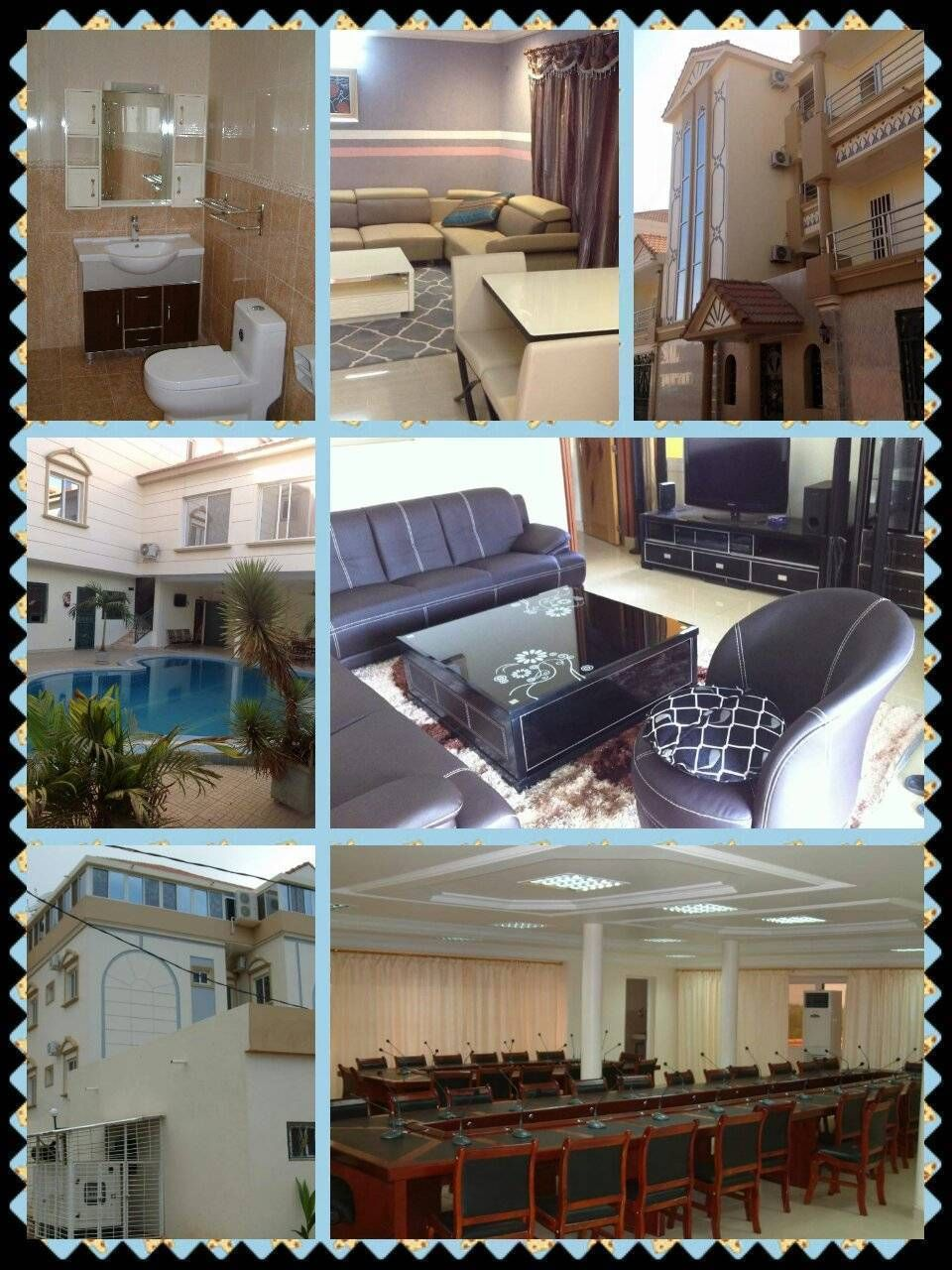 Star Residence, Bamako Koura, Mali, what is a hotel? Ask us and book now in Bamako Koura
