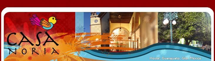Casa Noria, Guanajuato, Mexico, Mexico Pansiyonlar ve oteller