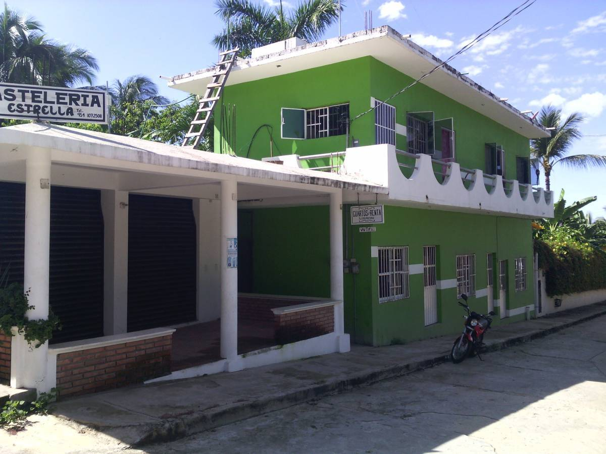 Casaverde, Santa Maria Colotepec, Mexico, Mexico hostels and hotels