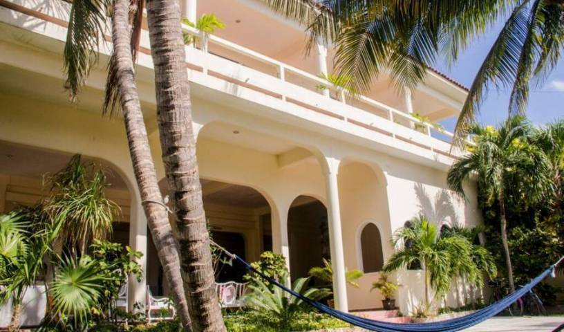 Casa Caribe Hotel - Get cheap hostel rates and check availability in Puerto Morelos 15 photos