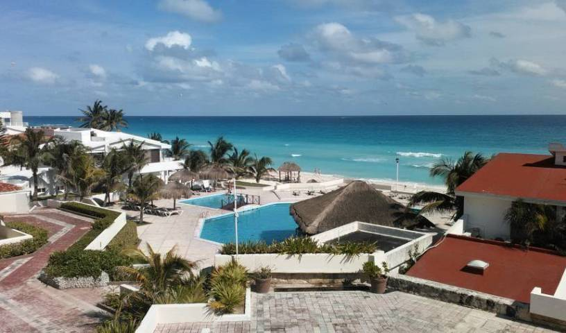 Cenzontle Beach Apartments - Search for free rooms and guaranteed low rates in Cancun, Holbox, Mexico hostels and hotels 7 photos