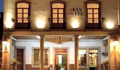 Gran Hotel - Search available rooms and beds for hostel and hotel reservations in Patzcuaro 3 photos