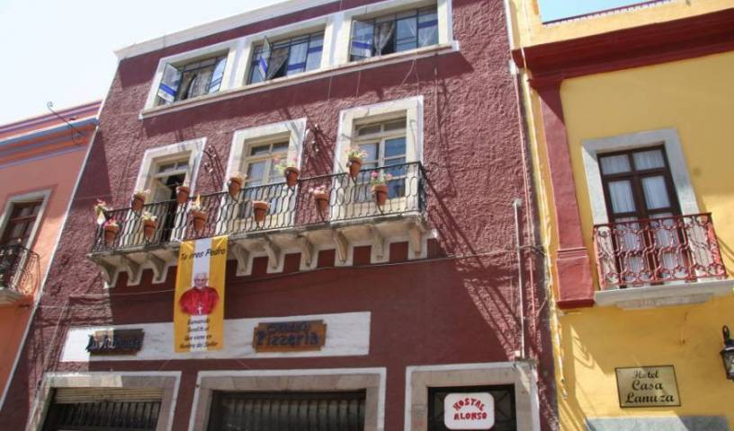 Hostel Alonso - Search for free rooms and guaranteed low rates in Guanajuato 24 photos