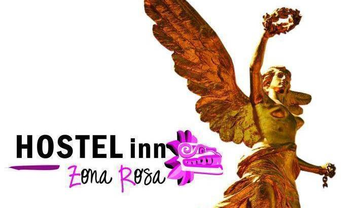 Hostel Inn Zona Rosa -  Mexico City, bed and breakfast holiday 25 photos
