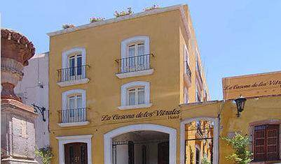 Hotel Casona de Los Vitrales - Search for free rooms and guaranteed low rates in Zacatecas, cheap hostels 16 photos