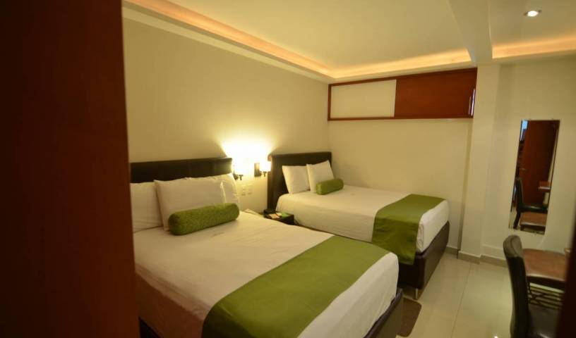 Suites La Concordia - Search available rooms and beds for hostel and hotel reservations in Puebla de Zaragoza 16 photos