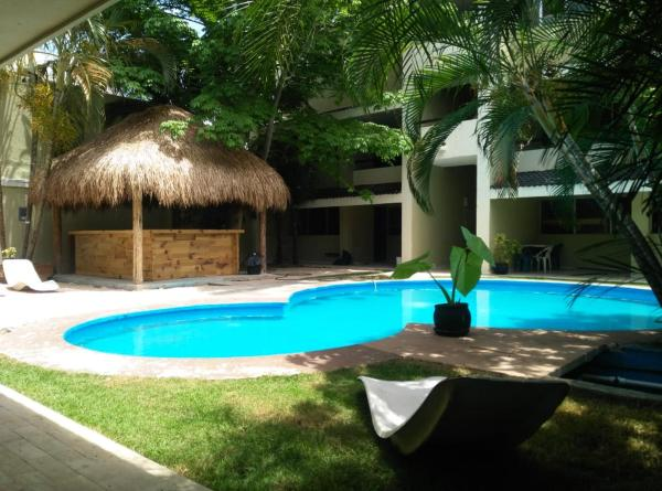 Deja Hostel and Suites, Playa del Carmen, Mexico, Mexico hostels and hotels