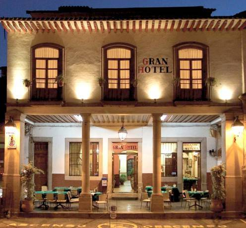 Gran Hotel, Patzcuaro, Mexico, Mexico hostels and hotels