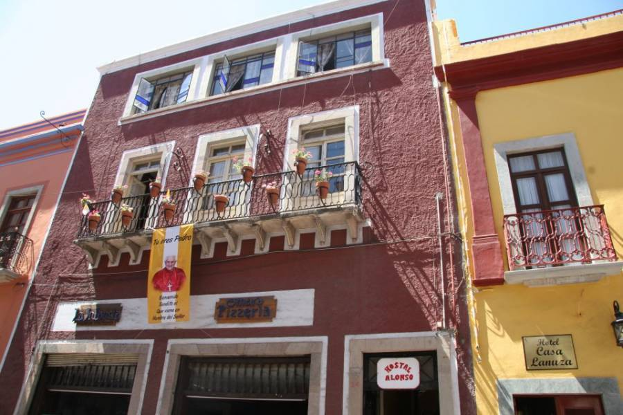 Hostel Alonso, Guanajuato, Mexico, Mexico hostels and hotels
