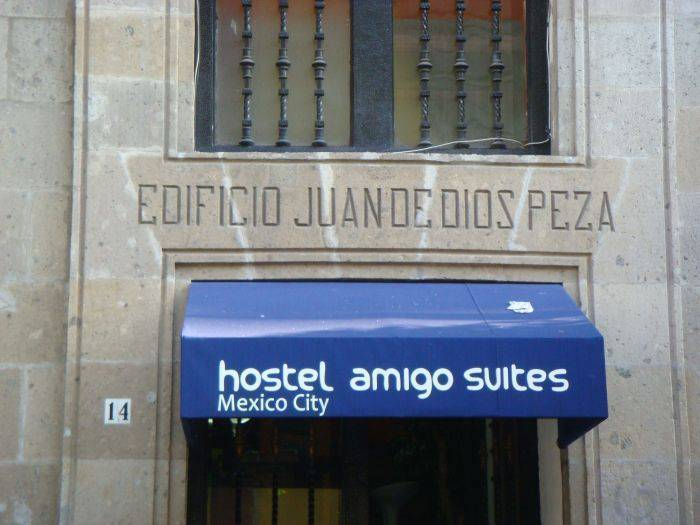 Hostel Amigo Suites Downtown, Mexico City, Mexico, low cost vacations in Mexico City