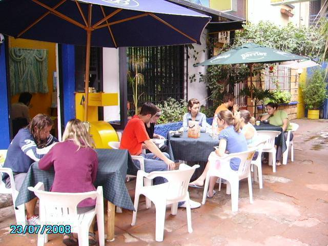 Hostel Inn Zona Rosa, Mexico City, Mexico, 책 침대 & 아침 식사 ...에서 Mexico City