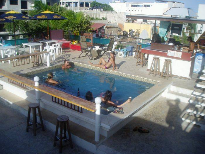 Hostel Rio Playa, Playa del Carmen, Mexico, Mexico bed and breakfasts and hotels