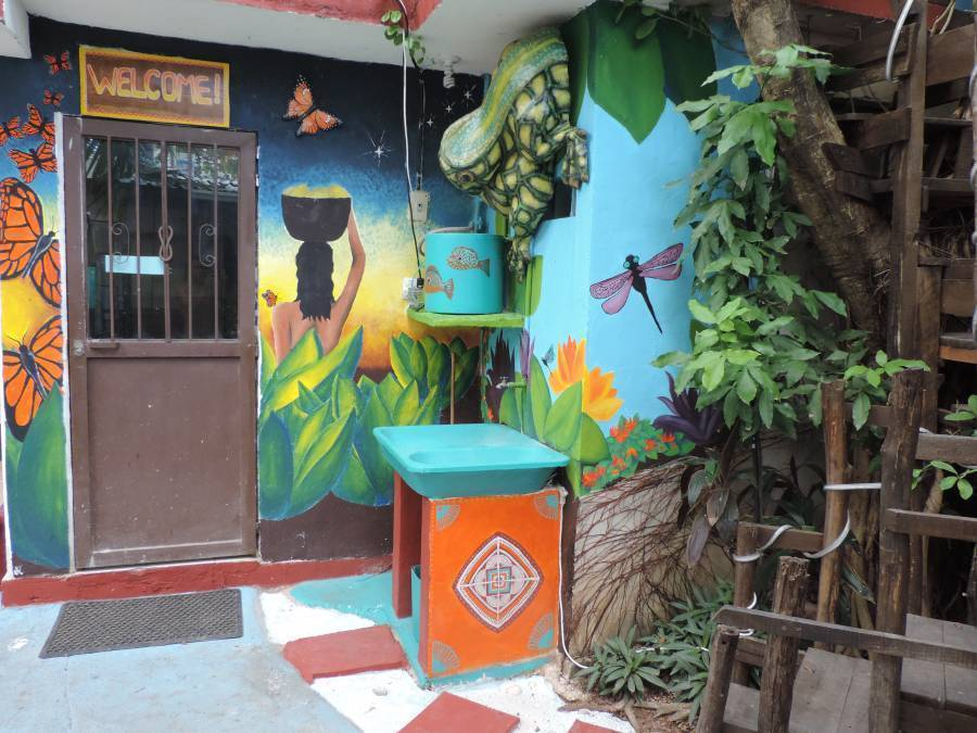 Hostel Wonderous World, Playa del Carmen, Mexico, Mexico bed and breakfasts and hotels