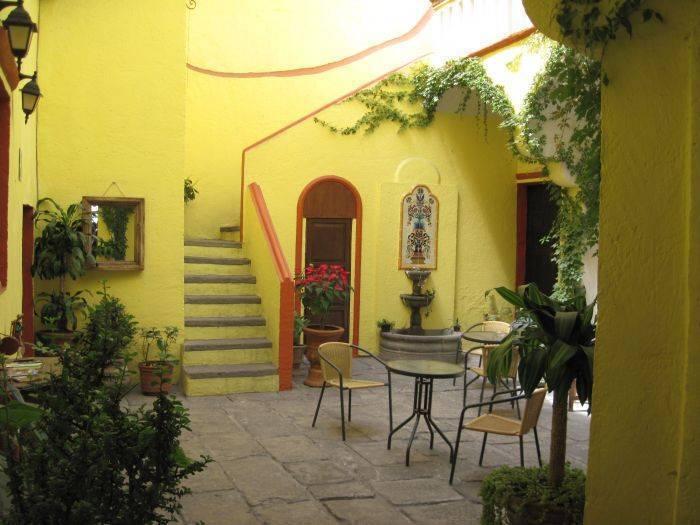 Hotel Casa del Callejon, Puebla de Zaragoza, Mexico, Mexico hostels and hotels