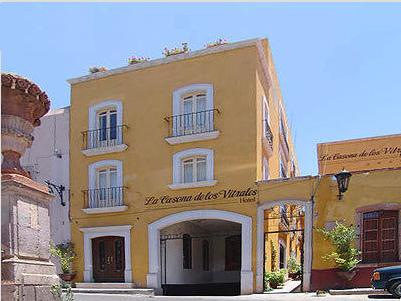 Hotel Casona de Los Vitrales, Zacatecas, Mexico, Mexico hostels and hotels
