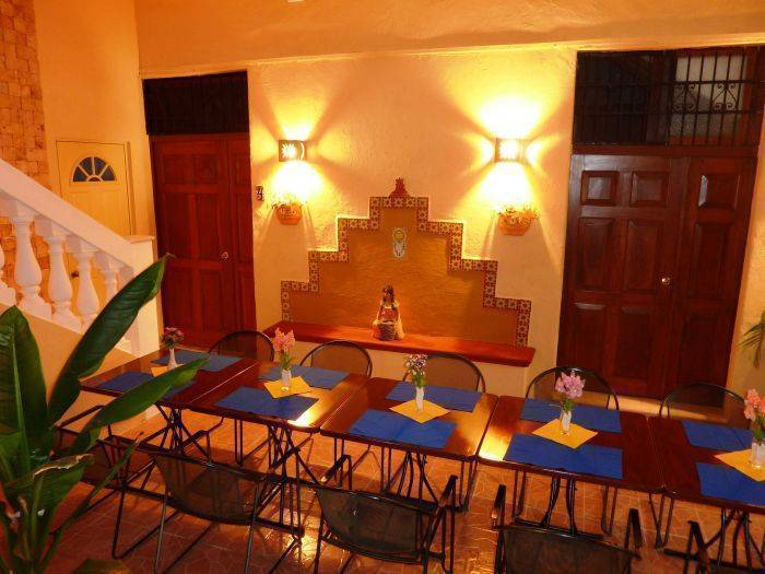 Hotel del Peregrino, Merida, Mexico, romantic bed & breakfasts and destinations in Merida