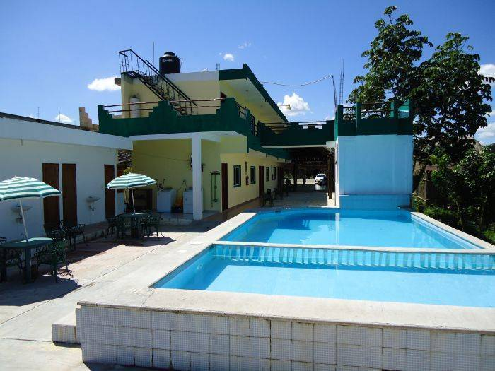 Hotel Palma Real, Francisco May, Mexico, Mexico hostels and hotels