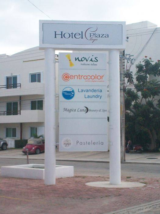 Hotel Plaza Playa, Playa del Carmen, Mexico, Mexico hostels and hotels