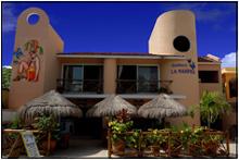 Hotel Residencia La Mariposa, Tulum, Mexico, Mexico hostels en hotels