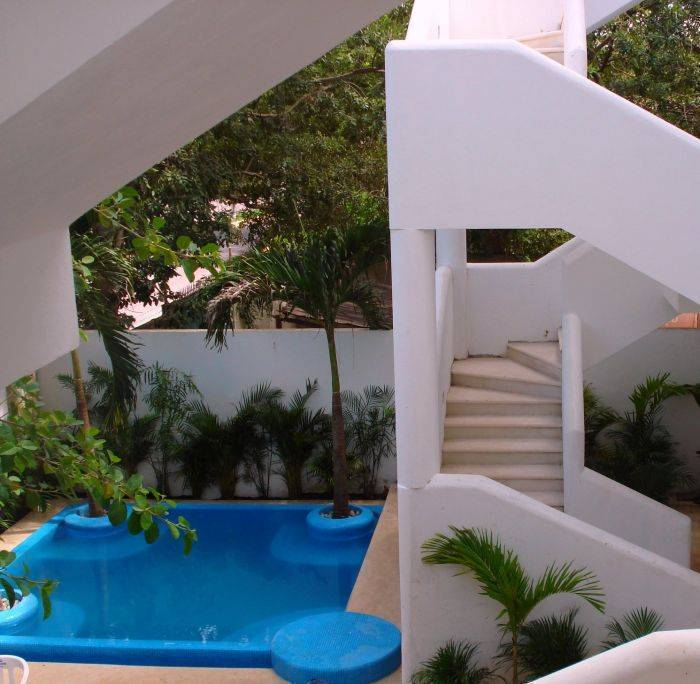 Nasim Condo Hotel, Playa del Carmen, Mexico, Mexico hostels and hotels