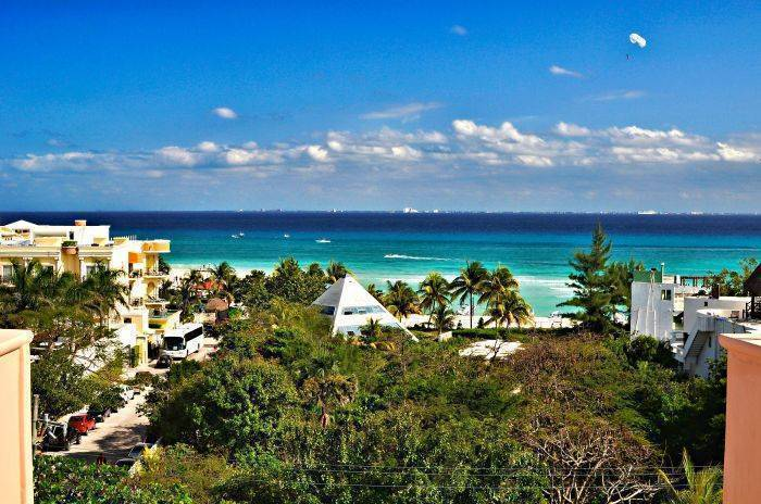 Acanto Boutique Hotel, Playa del Carmen, Mexico, bed & breakfasts for the festivals in Playa del Carmen