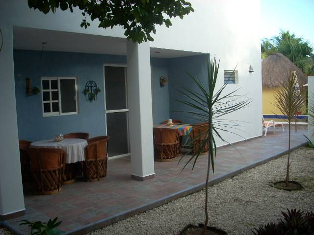 Villa Escondida Bed and Breakfast, Cozumel, Mexico, youth hostels for the festivals in Cozumel
