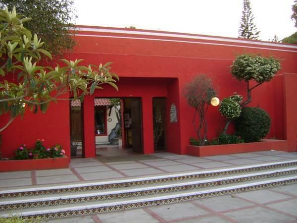 Villas Arqueologicas Cholula, San Andres Cholula, Mexico, Mexico hostels and hotels