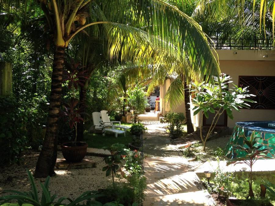 Villa Zena Liza, Tulum, Mexico, bed & breakfasts with handicap rooms and access for disabilities in Tulum