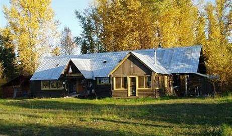 North Fork Hostel and Square Peg Ranch - Search for free rooms and guaranteed low rates in Polebridge, backpacker hostel 1 photo