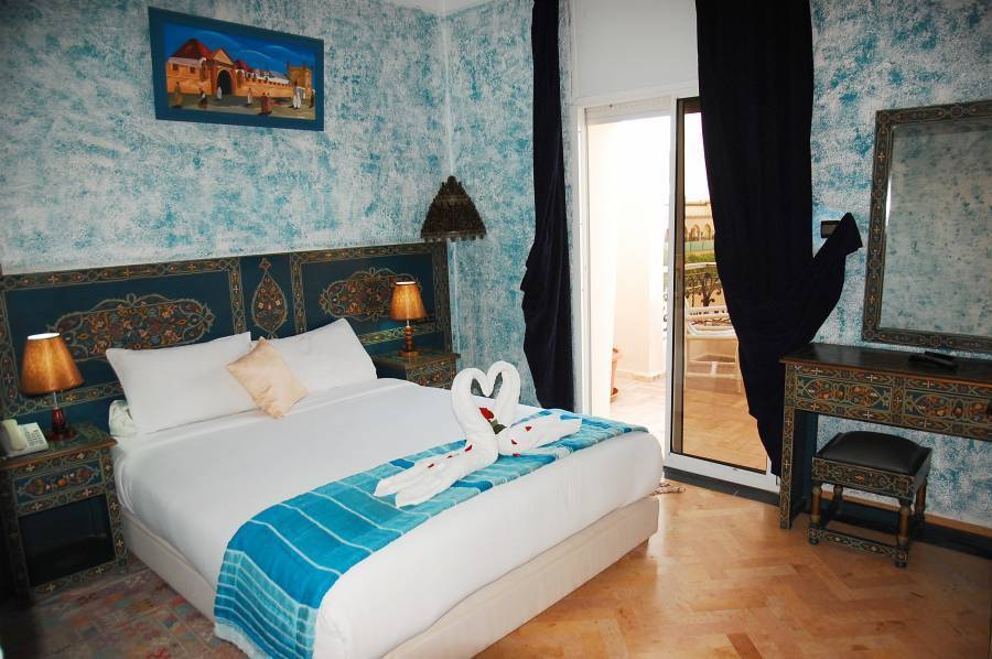 Al Jasira Hotel, Essaouira, Morocco, Morocco bed and breakfasts and hotels