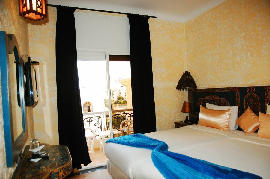 Al Jasira Hotel, Essaouira, Morocco, your best choice for comparing prices and booking a bed & breakfast in Essaouira