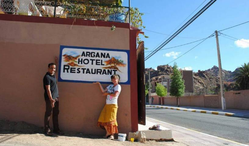 Argana Hotel -  Tafraout, cheap bed and breakfast 13 photos