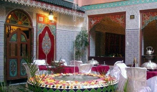Dar Zaida -  Marrakech, bed & breakfasts near transportation hubs, railway, and bus stations 4 photos