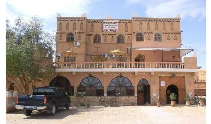 Etoile Filante D'or -  Ait Ben Haddou, world traveler benefits 9 photos